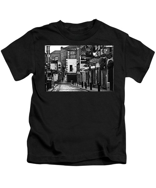 Temple Bar / Dublin Kids T-Shirt