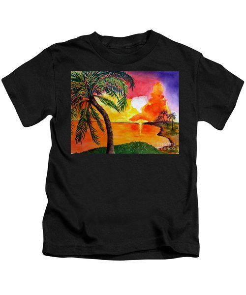 Tequila Sunset Kids T-Shirt