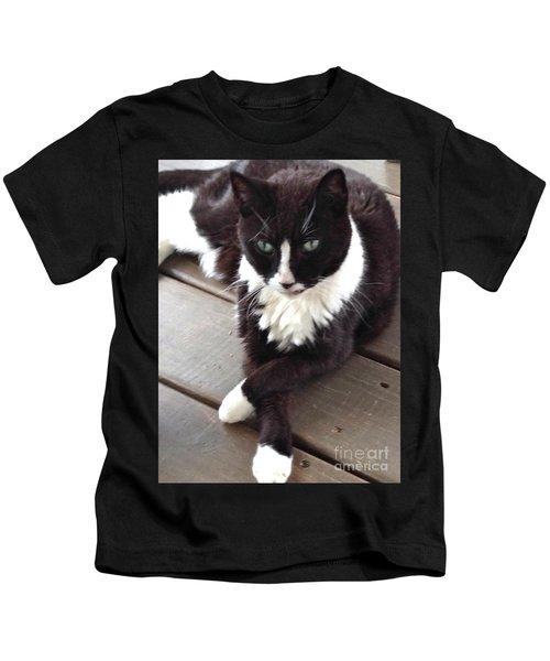 Tess The Temptress Kids T-Shirt