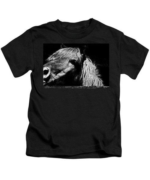 Teton Horse Kids T-Shirt