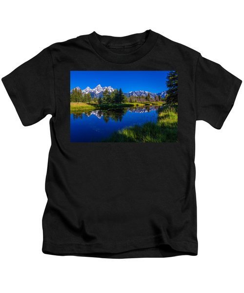 Teton Reflection Kids T-Shirt