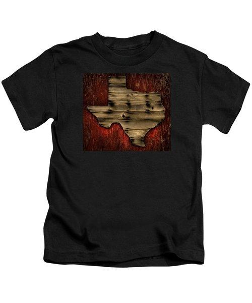 Texas Wood Kids T-Shirt