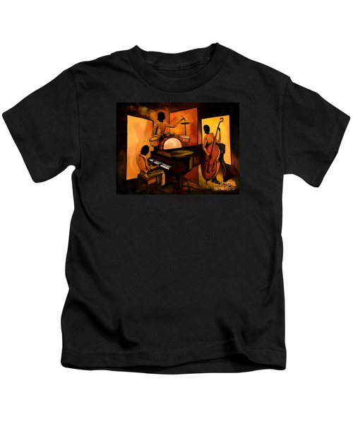 The 1st Jazz Trio Kids T-Shirt