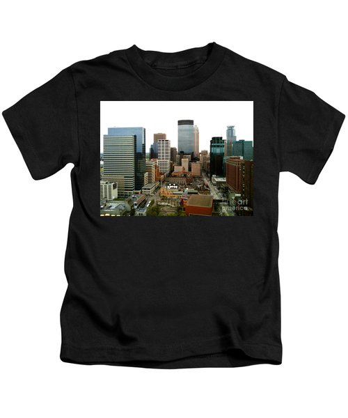 The 35th Floor Kids T-Shirt