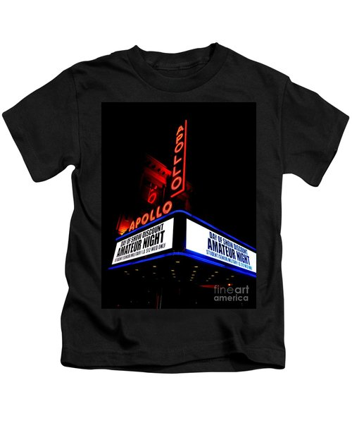 The Apollo Theater Kids T-Shirt by Ed Weidman
