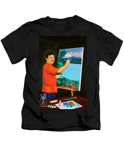 The Artist Kids T-Shirt