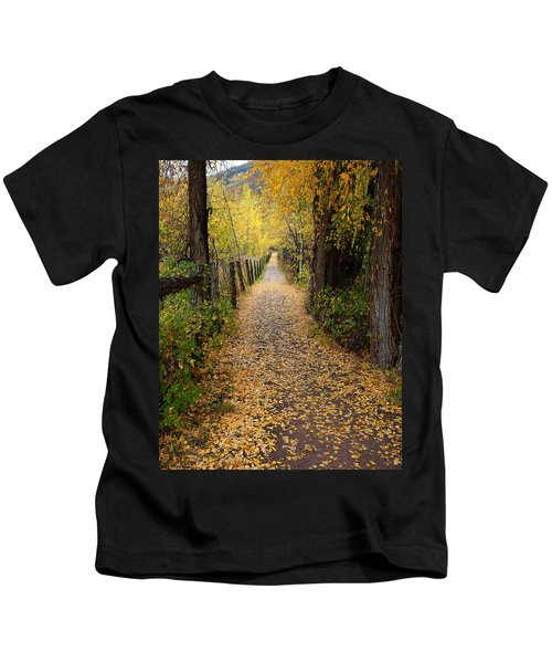 The Aspen Trail Kids T-Shirt