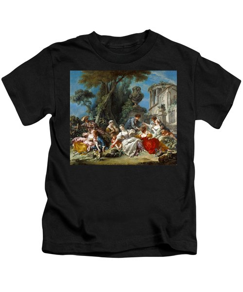 The Bird Catchers Kids T-Shirt