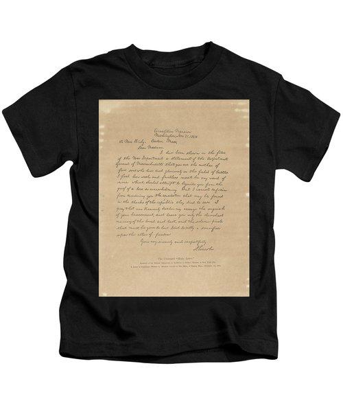 The Bixby Letter Kids T-Shirt