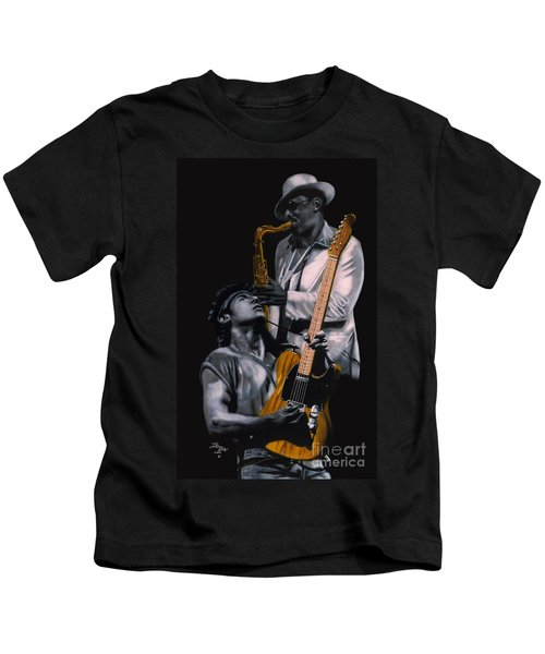 Bruce And Clarence Kids T-Shirt