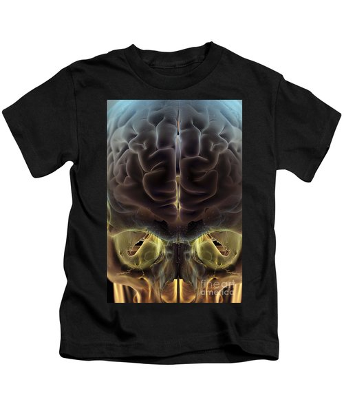 The Brain Within The Skull Kids T-Shirt