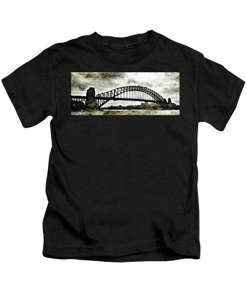 The Bridge Spattled Kids T-Shirt