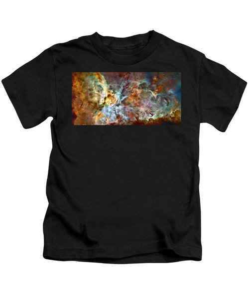 The Carina Nebula Kids T-Shirt