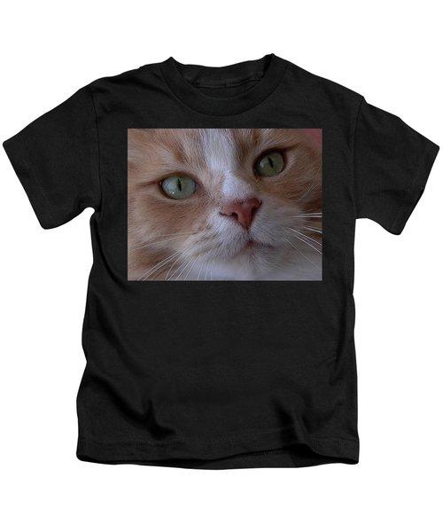The Cat Eyes Kids T-Shirt