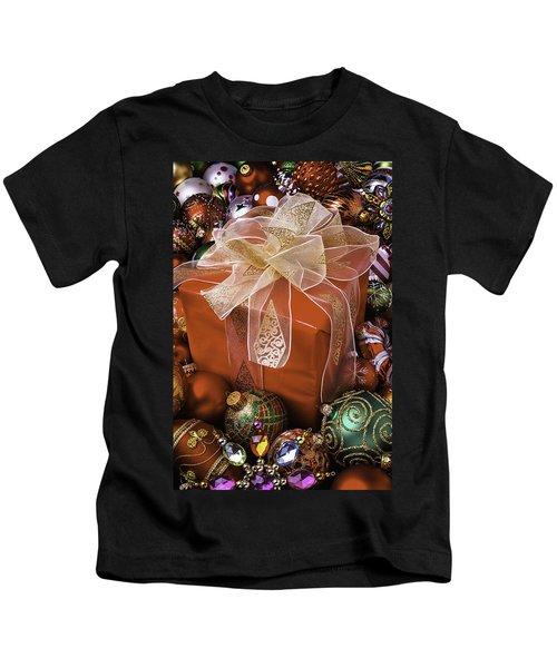 The Christmas Present Kids T-Shirt