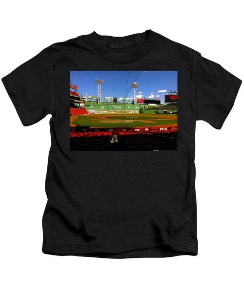 The Classic  Fenway Park Kids T-Shirt