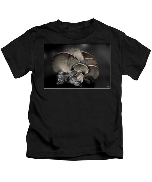 Painted Fungus Kids T-Shirt