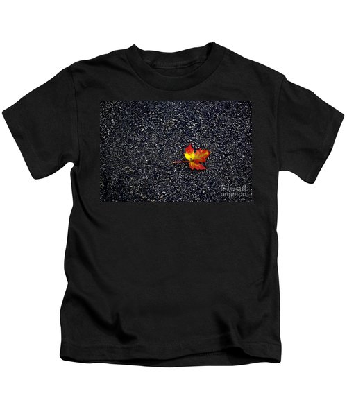 The Colors Of Autumn Kids T-Shirt