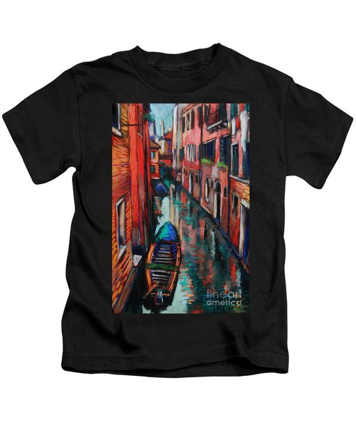 The Colors Of Venice Kids T-Shirt