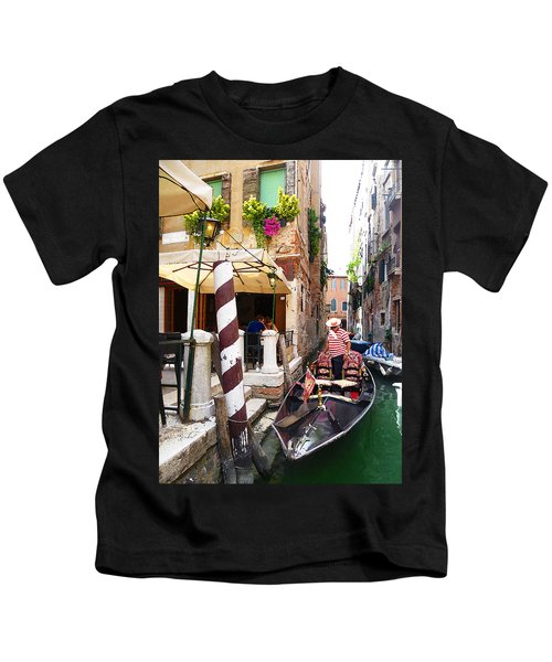 The Colors Of Venice Kids T-Shirt