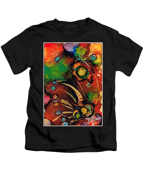 The Colours Of My Mind.. Kids T-Shirt