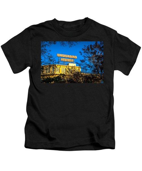 The Crockett Hotel Kids T-Shirt