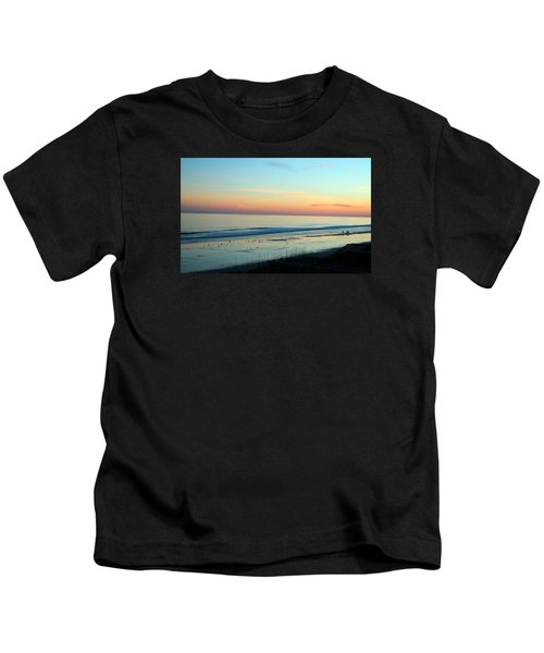 The Day Ends Kids T-Shirt