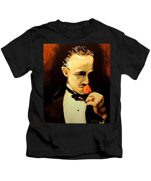 The Don And The Rose Kids T-Shirt