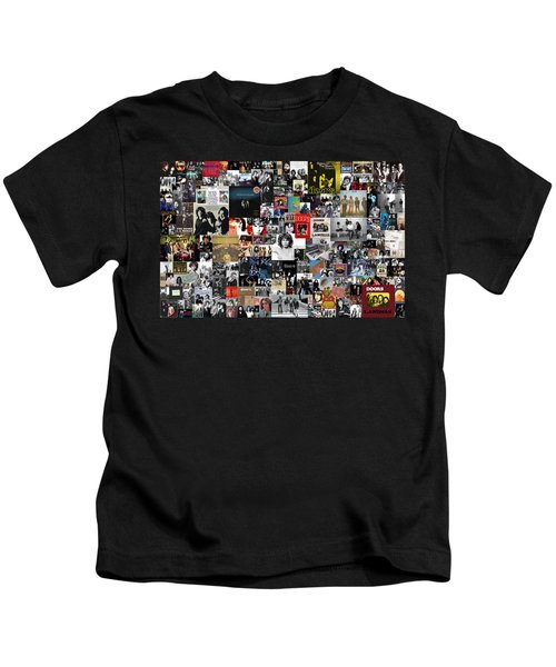 The Doors Collage Kids T-Shirt