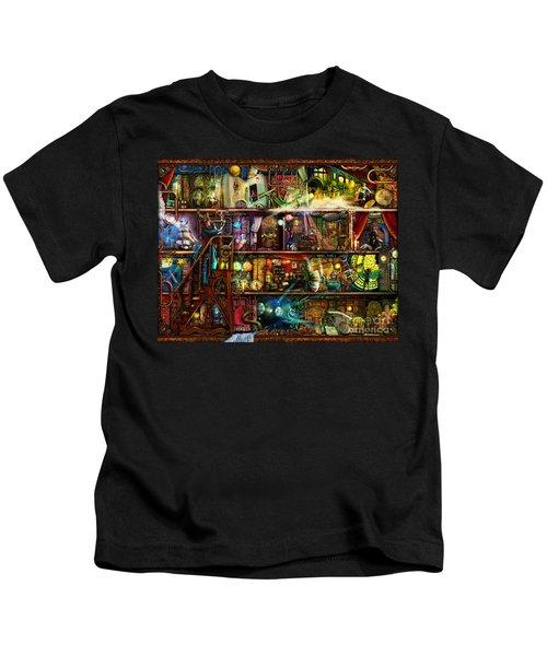The Fantastic Voyage Kids T-Shirt