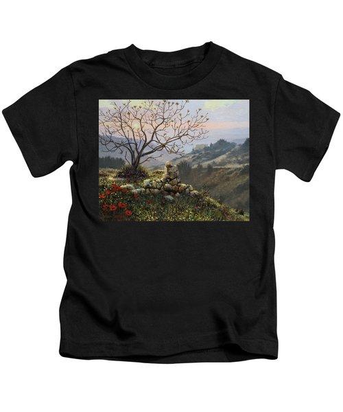 The Fig Tree   Mt Carmel Kids T-Shirt