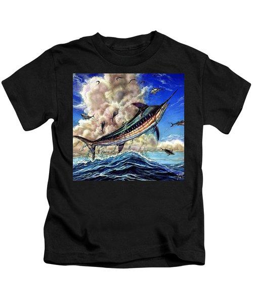 The Grand Challenge  Marlin Kids T-Shirt