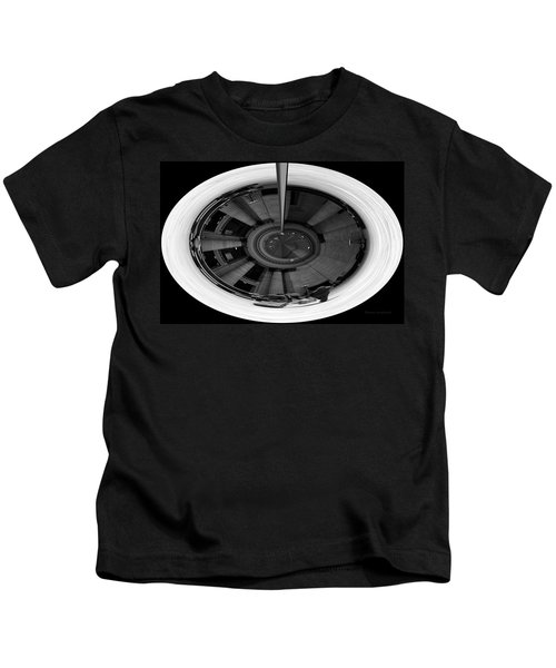 The Great Hall Polar View Kids T-Shirt