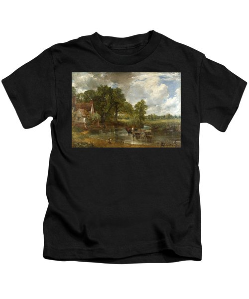 The Hay Wain Kids T-Shirt