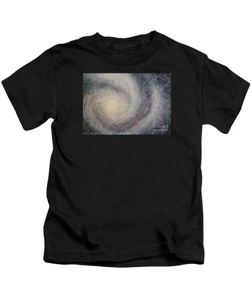 The Heavens Declare Your Glory Kids T-Shirt