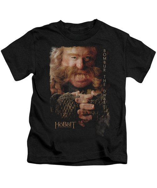 The Hobbit - Bombur Kids T-Shirt