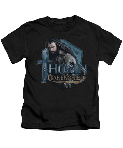 The Hobbit - Thorin Kids T-Shirt
