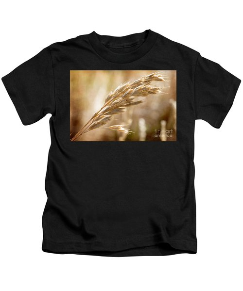 The Hot Gold Hush Of Noon Kids T-Shirt