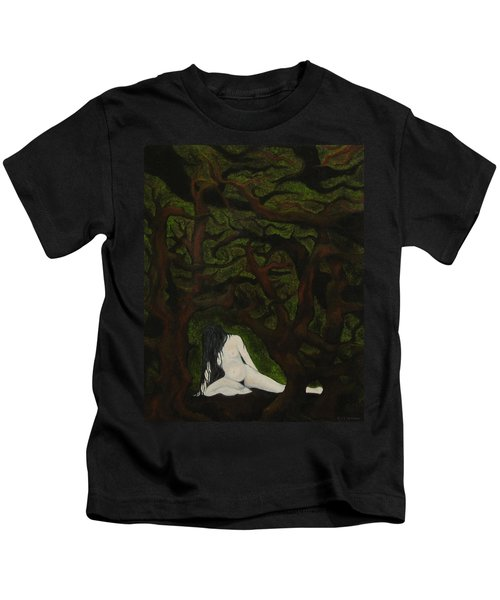 The Hunter Is Gone Kids T-Shirt