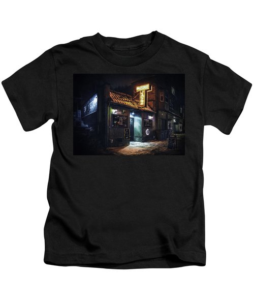 The Jazz Estate Nightclub Kids T-Shirt