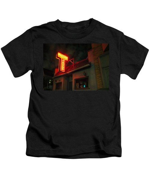 The Jazz Estate Kids T-Shirt