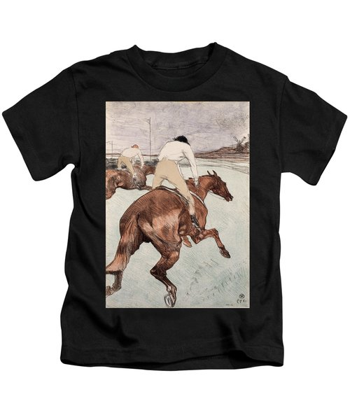 The Jockey Kids T-Shirt