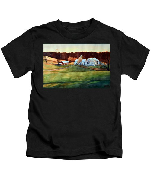 The Last Beaujolais Kids T-Shirt