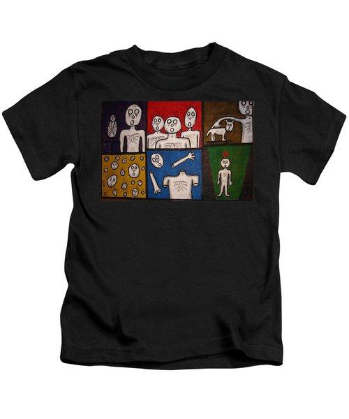 The Last Hollow Men Kids T-Shirt