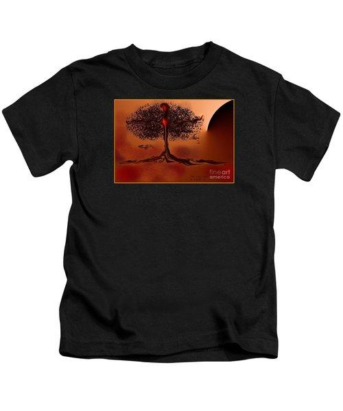 The Last Tree Kids T-Shirt