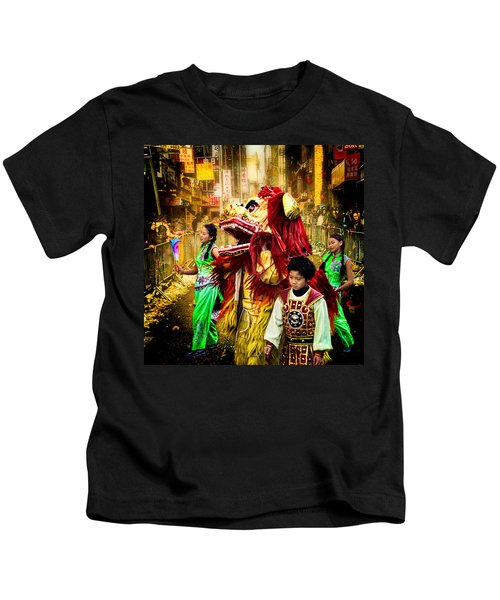 The Lion Tamers Kids T-Shirt