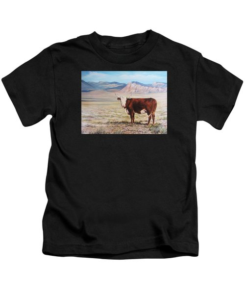 The Lone Range Kids T-Shirt