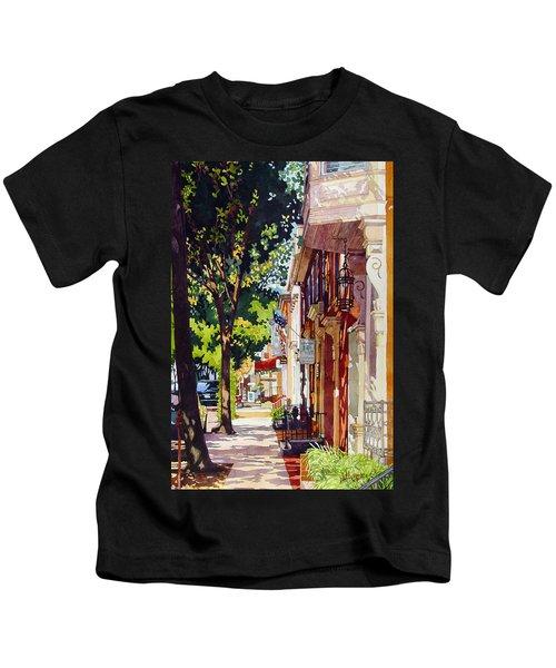 The Long Walk To Market Kids T-Shirt