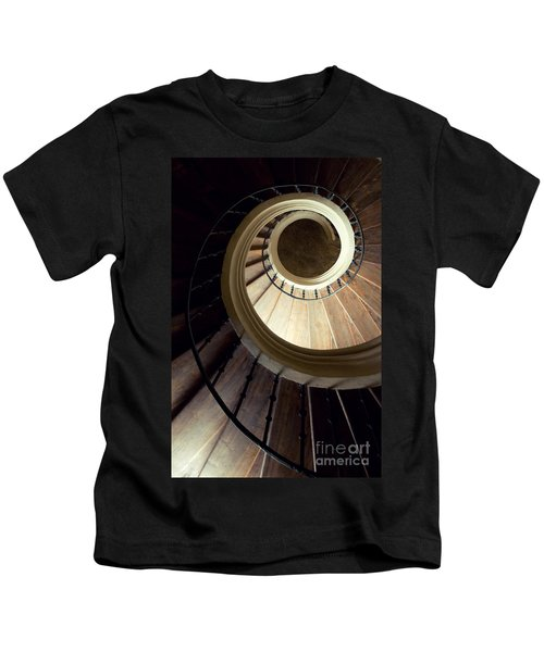 The Lost Wooden Tower Kids T-Shirt