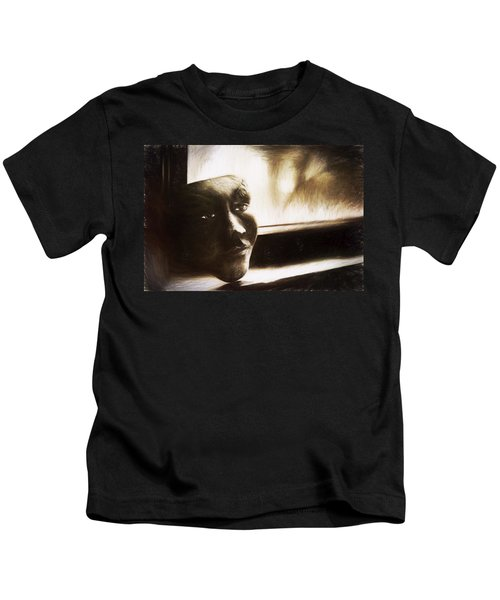 The Mask Sketch Kids T-Shirt